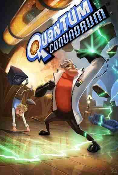 Descargar Quantum Conundrum Complete[ENG][PROPHET] por Torrent